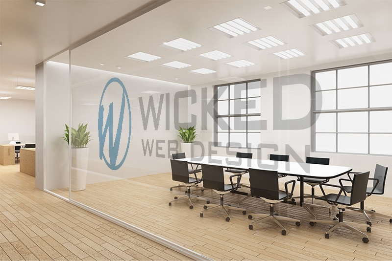 Wicked Web Design Office